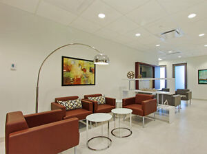 Why meet or work in coffee shops? Regus has another option! Oakville / Halton Region Toronto (GTA) image 15