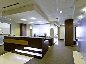 Executive Corner Window Office Overlooking London! London Ontario image 4