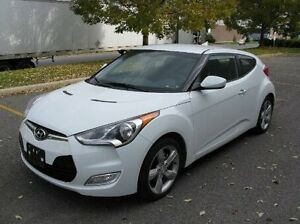 2012 Hyundai Veloster Coupe (2 door)