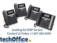 Fully Hosted VOIP Service