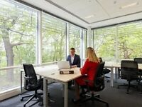 3 Desk private office available at Chertsey, Hillswood Business Park
