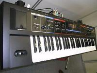 Roland Juno DI Synth