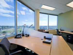 Executive, Modern, and Impressive Space in Markham - Window View