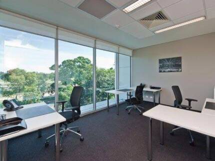 Office space available now for 4 people. Book today!