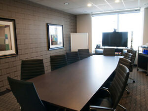 Need a place to meet? Yonge/St.Clair Modern Boardroom for Rent!