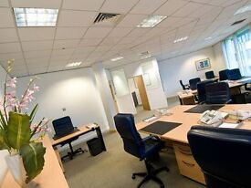 Fully serviced office space