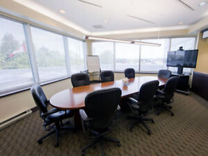 Professional Meeting Rooms with all the Amenities!
