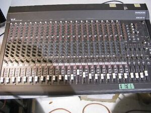 Mackie 24 Channel with Case Peterborough Peterborough Area image 2