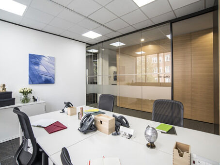 Need a professional West End Business Address? Use a Regus virtual office from £269pm