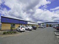 Professional Office Space in Glasgow, G69. Impressive Facilities, From £22.50 Per SQ M
