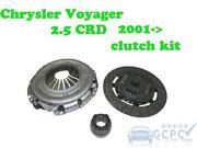 Chrysler Voyager Clutch