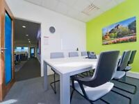 5 Work station private office to rent at Edinburgh, Fort Kinnaird Regus Express