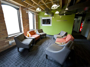 Why meet or work in coffee shops? Regus has another option! Oakville / Halton Region Toronto (GTA) image 10