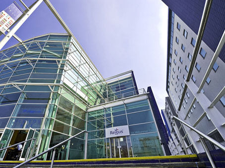 Premium serviced offices available immediately in Milton Keynes! Regus price from £269pm
