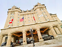 FRENCH FOR COMPLETE BIGINNERS AT CHÂTEAU LAURIER - REGISTER NOW!