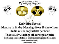Denmark Productions Early Bird Special