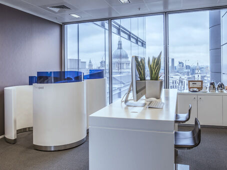 Professional business address from £175pm with Regus virtual offices