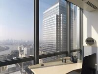Serviced Office Space To Rent | Options for 1 - 20 People | 3 Months Free | Canary Wharf, London E14