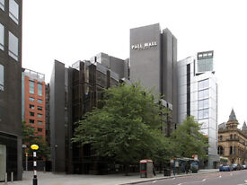 Premium serviced offices available immediatly in Manchester! Regus price from £249pm