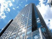 1 Person Office space - London Canary Wharf £122 p/w - Includes business rates