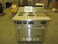 commercial garland stove