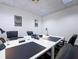 Professional serviced office spaces with 8 workstations from £1661 pm