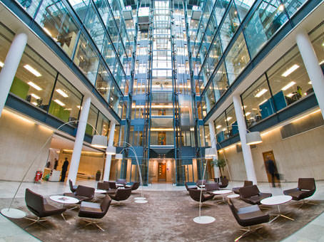 Professional business address in London from £315pm with a Regus virtual office
