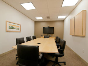Boardrooms Across from Union Station - Modern & Equipped!