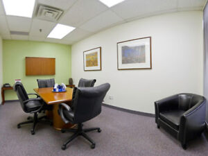 Fully Equipped Meeting Rooms with Regus in Oakville