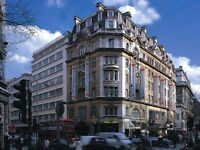 Offices for rent for 1 - 100 people - London - Holborn - Starting From £149 p/w