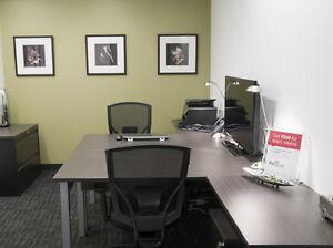 Impressive Offices Edmonton's Business District
