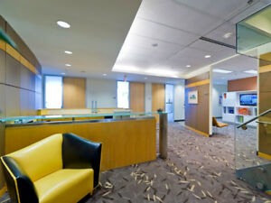 Individual or Group and Shared Furnished Office Suites Renting