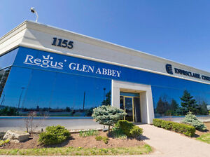 Why meet or work in coffee shops? Regus has another option! Oakville / Halton Region Toronto (GTA) image 3