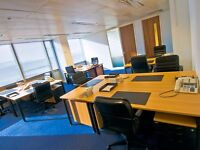 Offices In Kensington for 1- 30 people | Flexi Contracts | From £110 per person p/w
