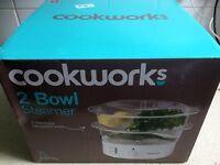 Food Steamer - Cookworks