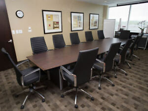 Meeting Rooms - Affordable, Professional, and Fully Equipped.