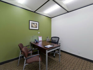 Great Office Space in the Heart Of Edmonton!