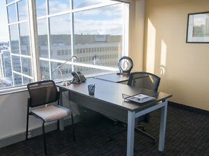 Professional Window Office in Business District?
