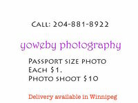Cheapest Passport Size Photo - Service in Same Day