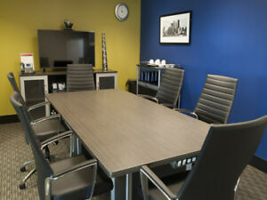 Downtown Professional Meeting Rooms with everything you need!