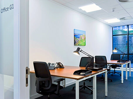 A business address to impress in Aberdeen from £109pm with a Regus virtual office