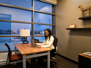 Need an office for an hour? A few days?