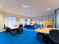 Offices available for rent in Newhaven - Includes rates & Utilities from £25 per person p/w