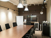 BOOK NOW-Toronto MeetingRooms & DayOffices in Prime Locations