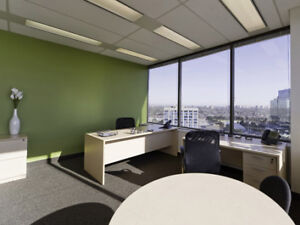 Looking for furnished office space for rent?