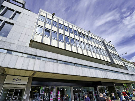 Professional Serviced Office in Edinburgh EH2. Fantastic facilities. Prices from £229