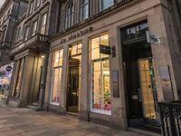 Modern furnished Co-working office space at Edinburgh, George Street