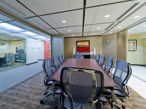 Downtown Modern & Professional Meeting Rooms
