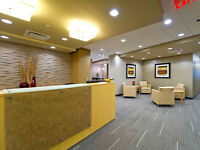 $34.75/hour-Experience the comfort of a Regus Day Office !!!