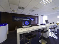 Work wherever, however and whenever you need to. Business Lounge membership for just £49.